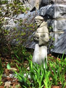 St. Francis Statues - Photo by Leah Quinn