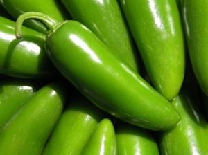 fresh jalapeno