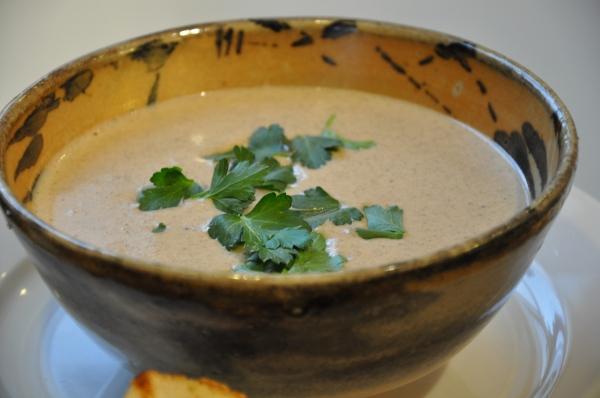 Chef Mavens Best Homemade Cream of Mushroom Soup